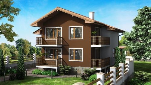 Проект за реконструкция на къща