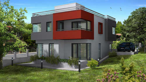 House in Alen mac