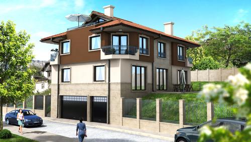 Къща в с. Герман
