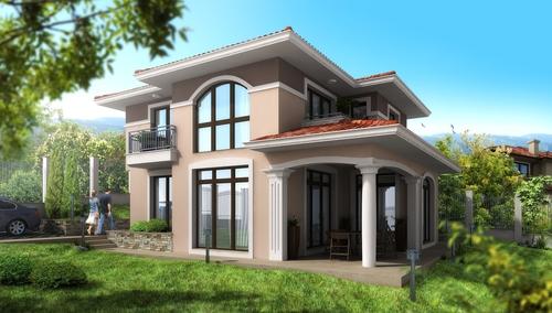 Къща в с. Тополи