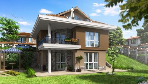 Къща в СО