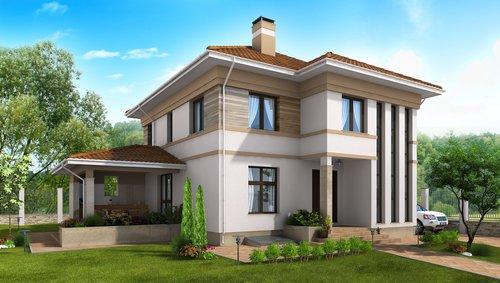 Къща в с. Звездица