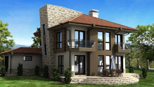 House in Osenovo