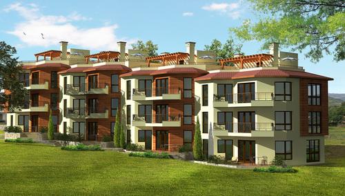 Residential building in Byala