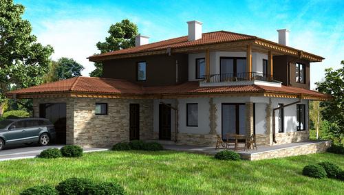 House in Izgrev