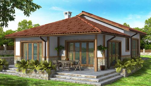 Дом в Бенковски