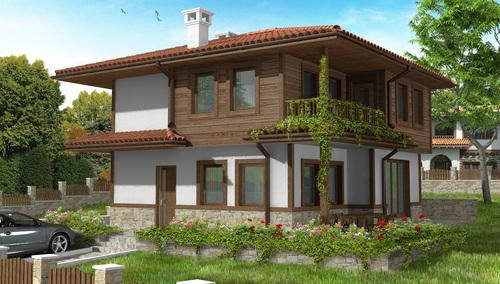 Дом в Орешак